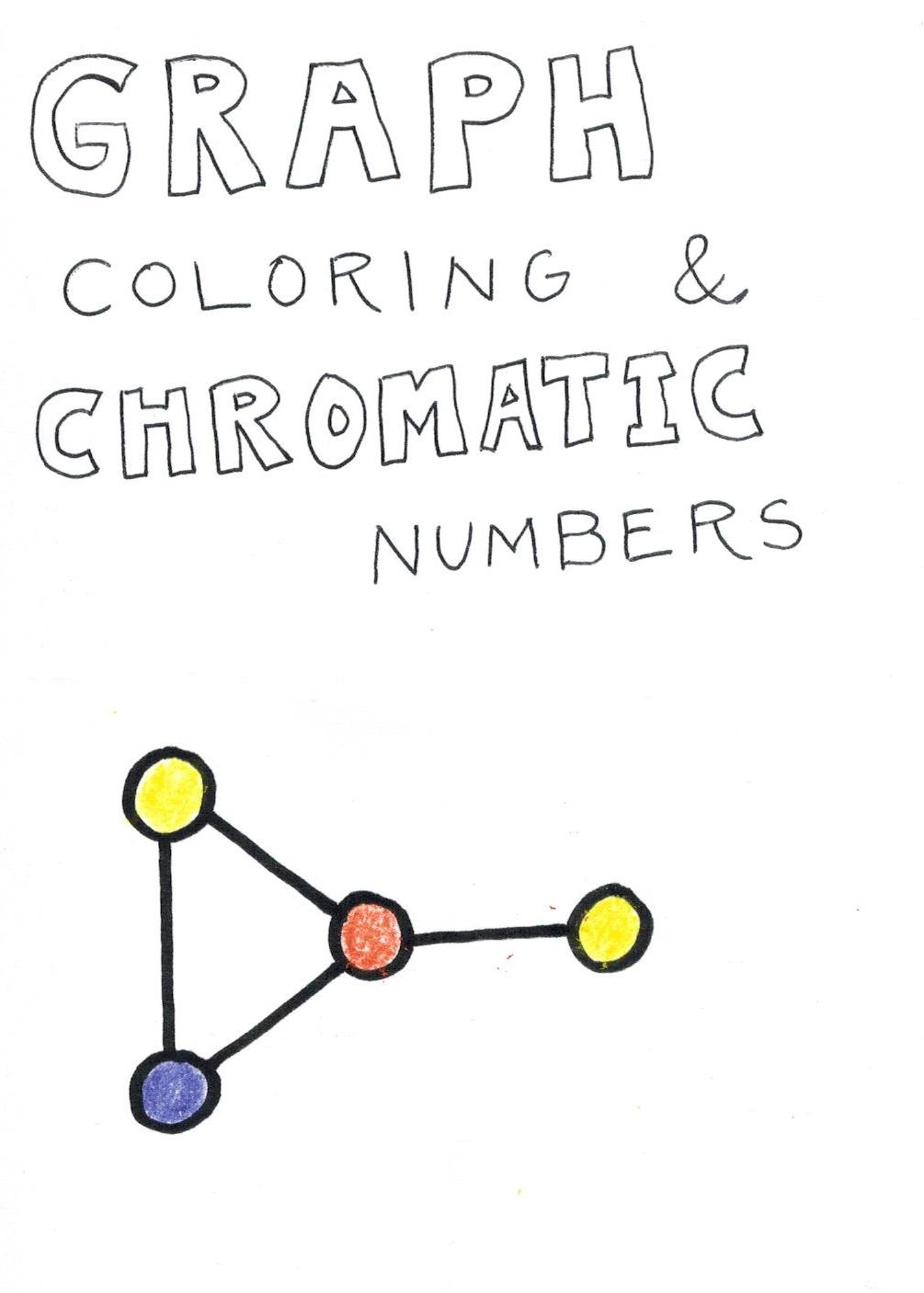 math for seven year olds graph coloring chromatic numbers and