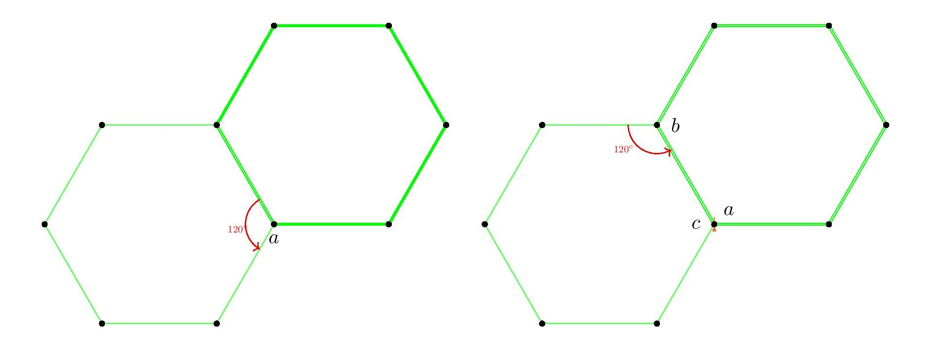 There are no regular polygons in the hexagonal lattice