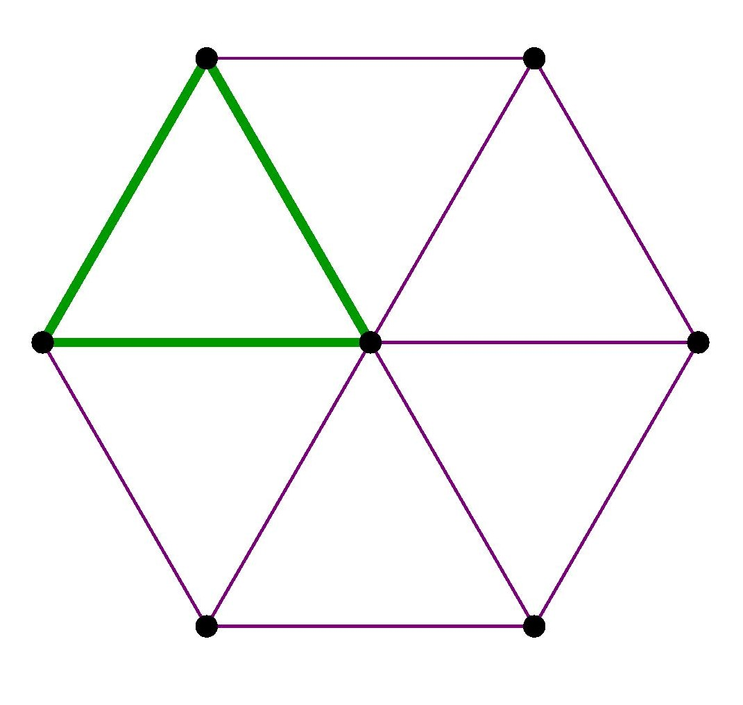 triangle-hexagon