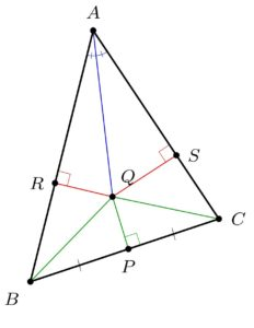 Isosceles triangle