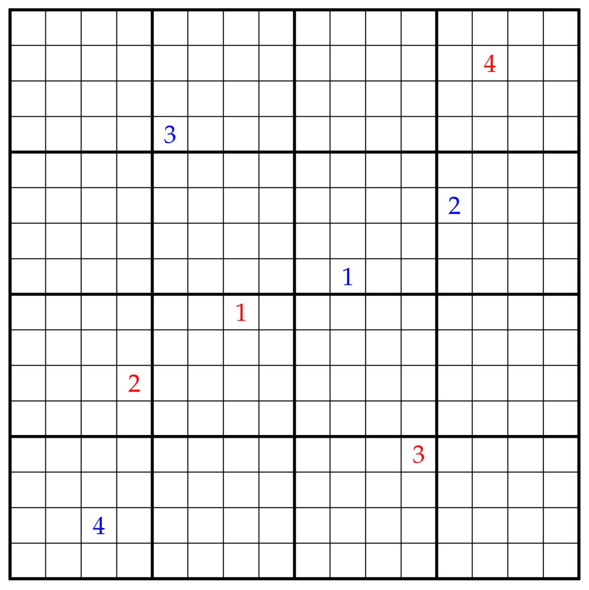 photograph relating to Jigsaw Sudoku Printable identified as Limitless Sudoku and the Sudoku video game Joel David Hamkins